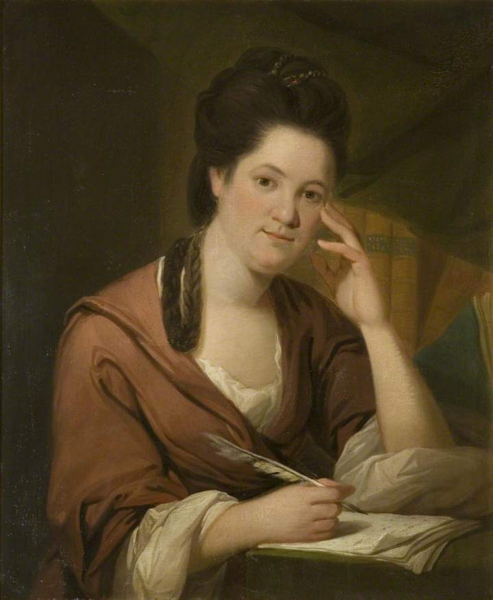 Reynolds, Frances, c.1729-1807; Hannah More (1745-1833)